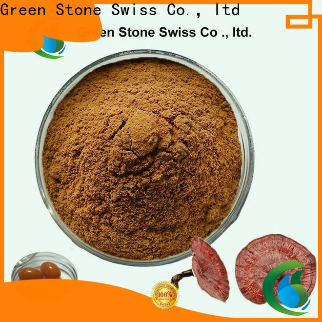 Green Stone professional plant extracts for skin care producer for cosmetics