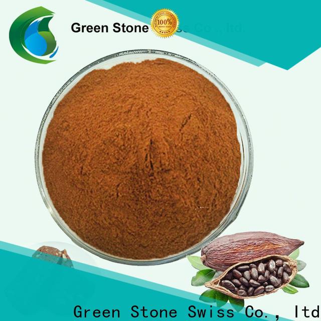 Green Stone cynara stevia herb powder owner for cosmetics