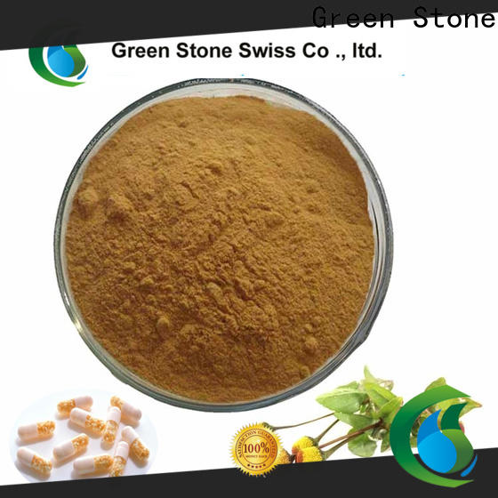 Green Stone aloe best stevia powder producer for cosmetics