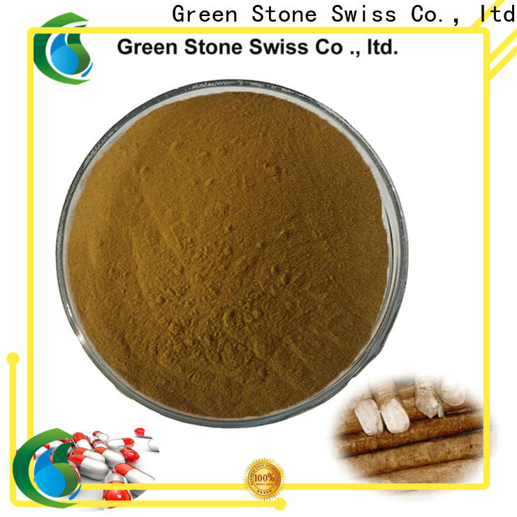 Green Stone tea leaf extract for cosmetics