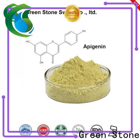 Green Stone health stevia herb powder producer for cosmetics
