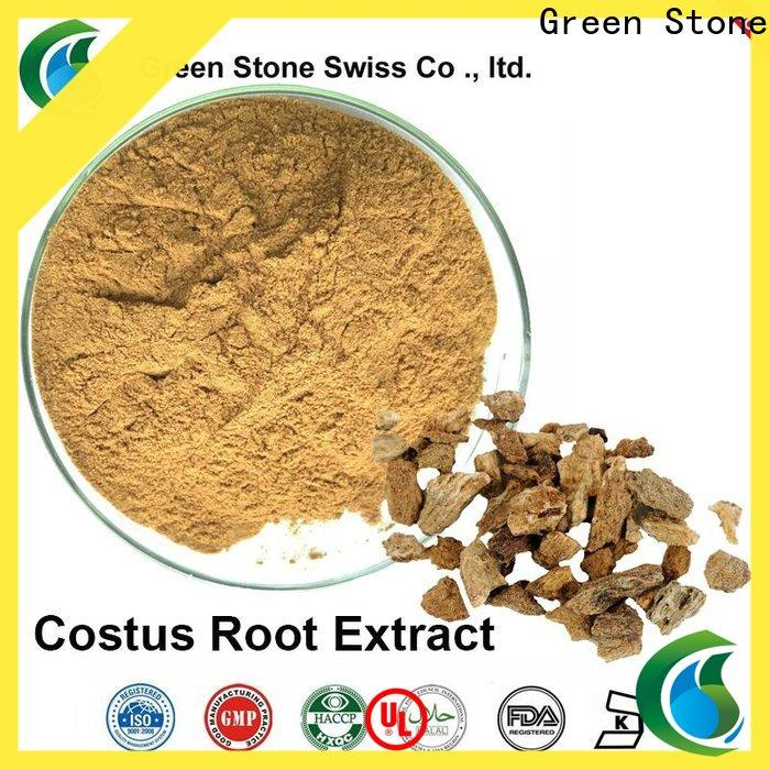 Green Stone leaf pure stevia powder factory price for health care products