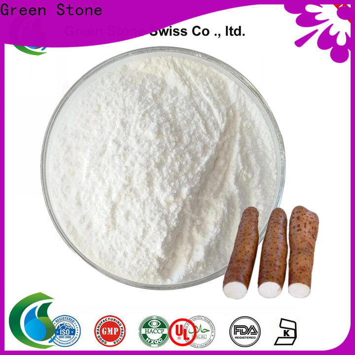 Green Stone antiaging bioactive plant extracts personalized for food