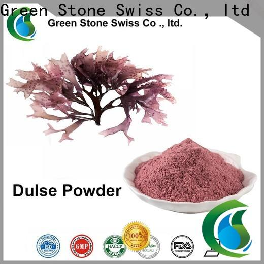 Green Stone professional organic stevia leaf extract factory price for cosmetics