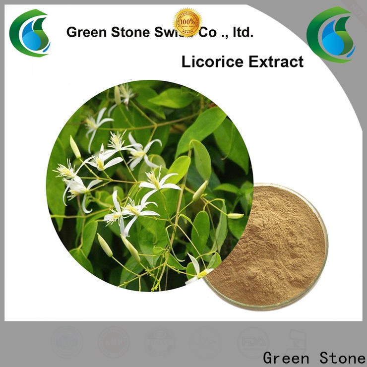 Green Stone hot sale spice extract for cosmetics