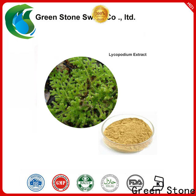 Green Stone barbadensis best herbal extracts producer for food
