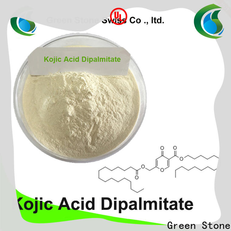 Green Stone acid benefit cosmetics ingredients producer for chemical