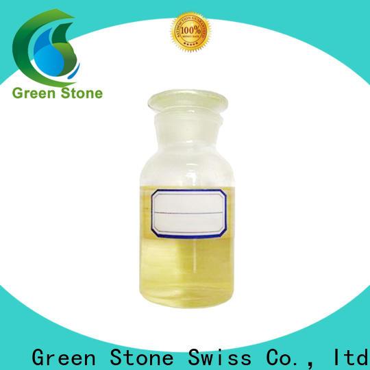 Green Stone custom chemicals in cosmetics manufacturer