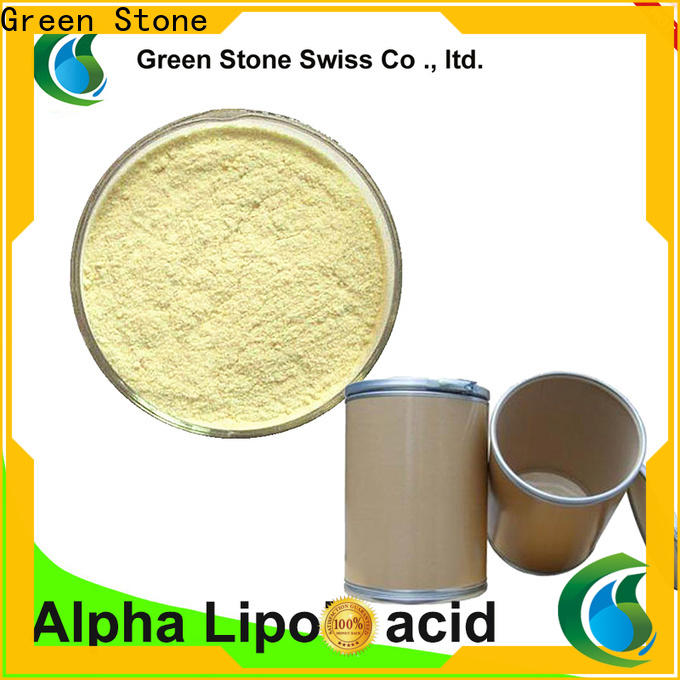Green Stone hot sale benefit cosmetics ingredients producer for food industries