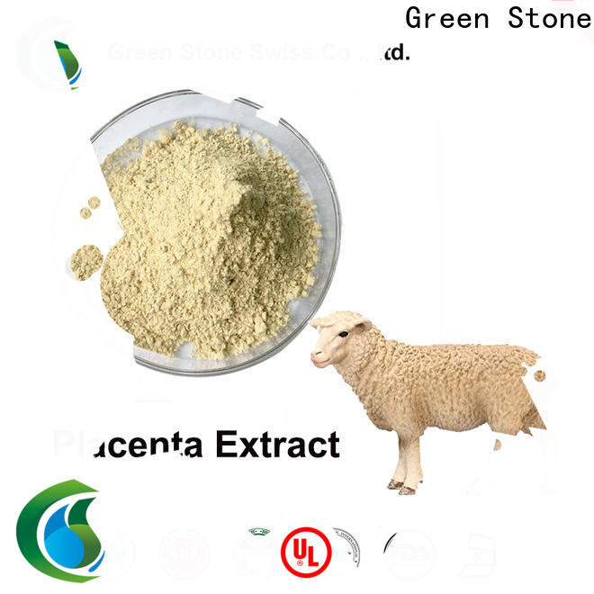 Green Stone protein benefit cosmetics ingredients producer for chemical