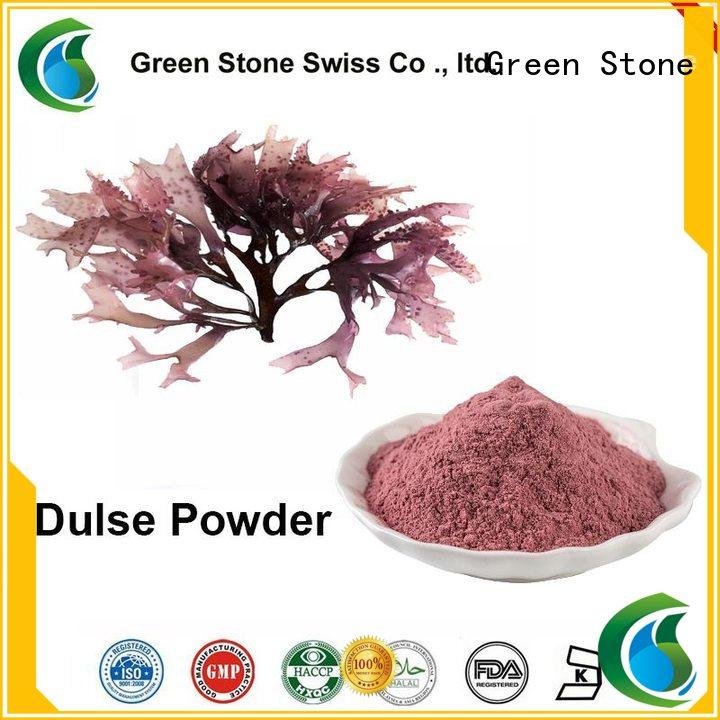Green Stone green raw stevia powder for food