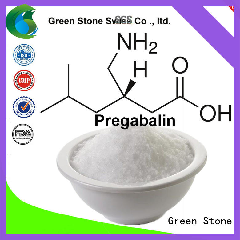 Green Stone industry leading active pharmaceutical ingredients bulk production for medicinal powder