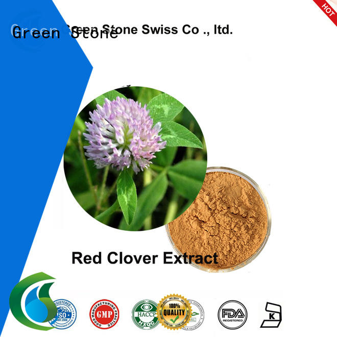 Green Stone yam antimicrobial plant extracts factory price for food