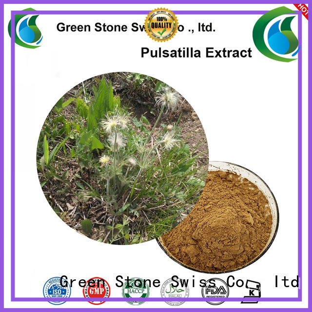 Green Stone widely used peach extract hops for health care products