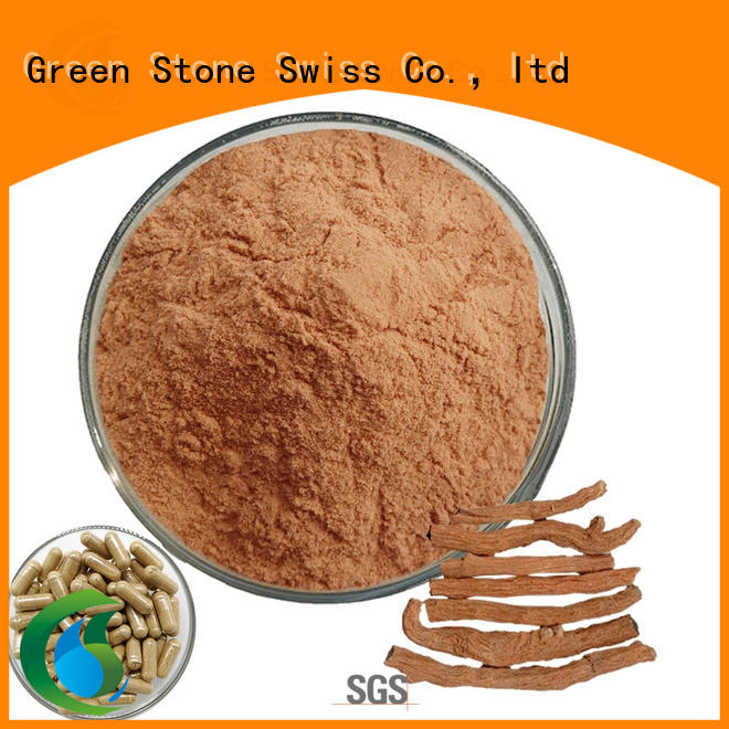 professional cordyceps extract powder factory price for cosmetics Green Stone