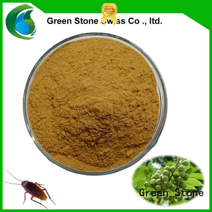 Green Stone health stevia extract powder supplier for cosmetics