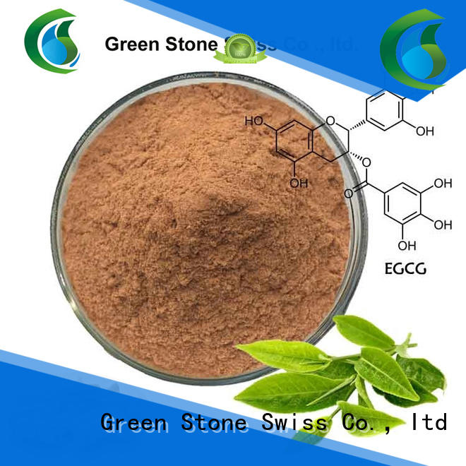 Green Stone curcumin extracting chemicals from plants factory price for food