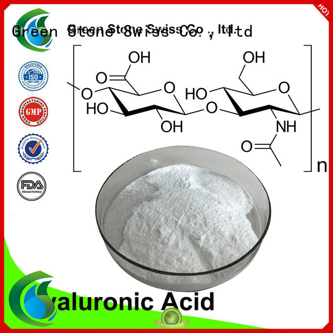 Green Stone acid benefit cosmetics ingredients factory price for agriculture