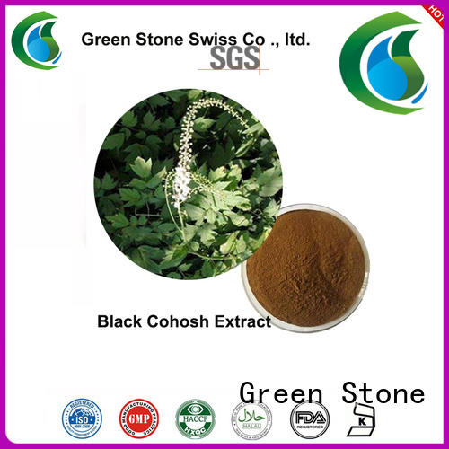 shark natural flower extracts bean for cosmetics Green Stone