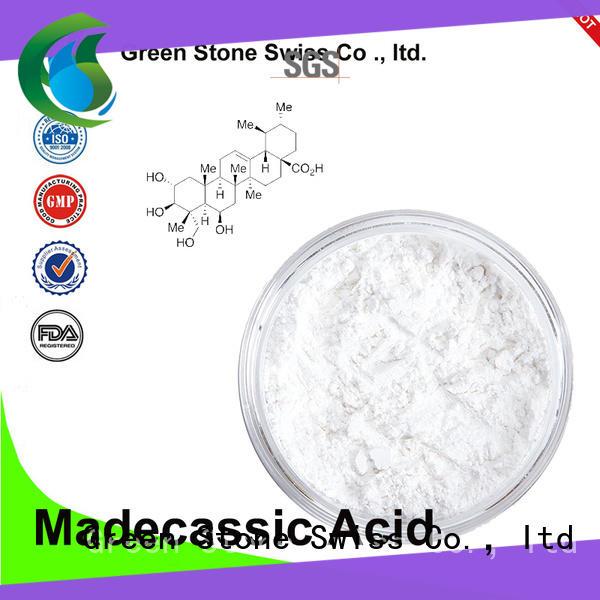 Green Stone 20hydroxyecdysone diy cosmetic ingredients customized for man