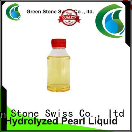 Green Stone marula diy cosmetic ingredients bulk production for hospital