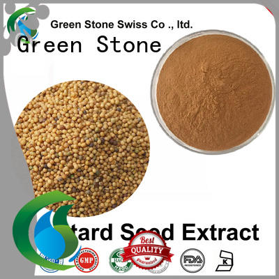 Green Stone health organic stevia leaf extract supplier for cosmetics