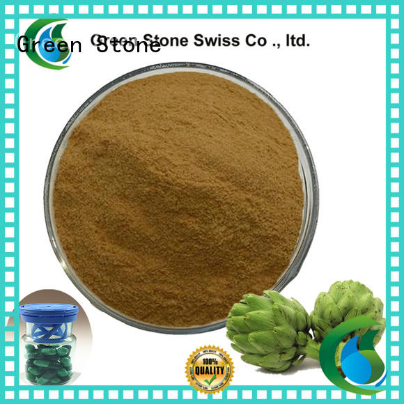 Concentrated Plant Extract Cynara Scolymus Artichoke Extract
