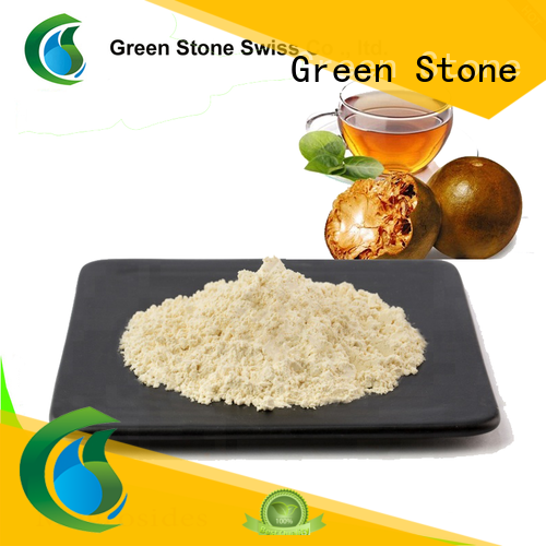 Green Stone professional wholesale cosmetic ingredients from China for hospital