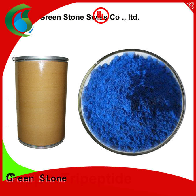 Green Stone copper Cosmetic Ingredients