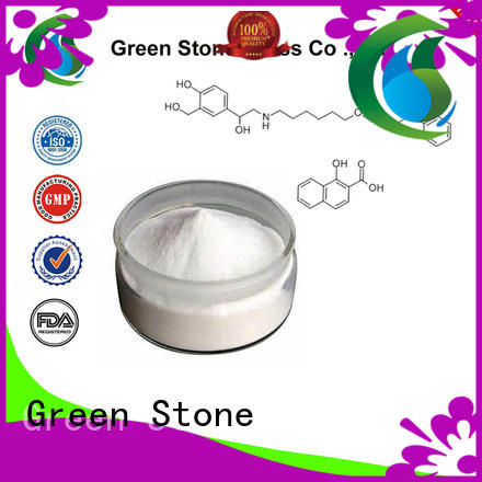 Green Stone highpurity pharma ingredients customized for drugs