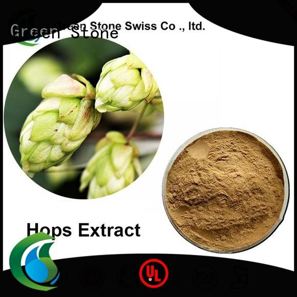 Green Stone lycopodium flower extract owner for health care products