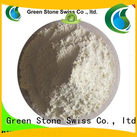 Green Stone natural pharma ingredients customized for crystal