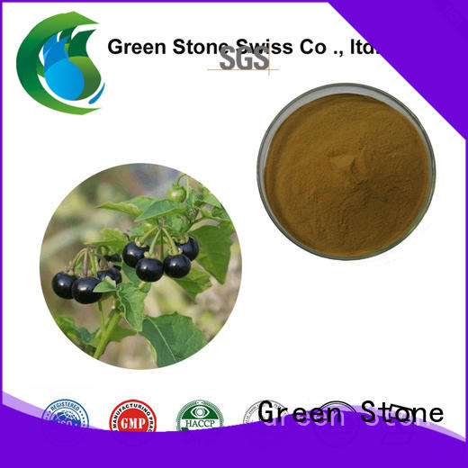 Green Stone good to use pure stevia extract personalized for food