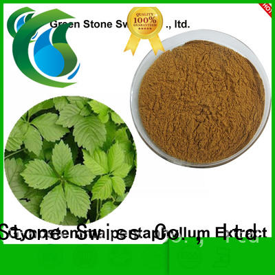 Green Stone lions organic stevia extract supplier for food