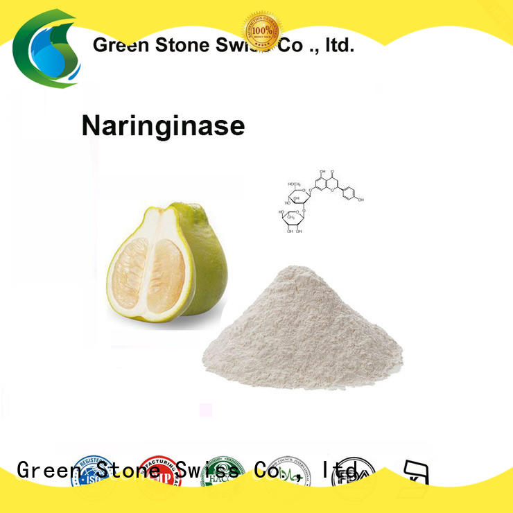 Grapefruit Extract Naringinase Powder Natural Plant Extract