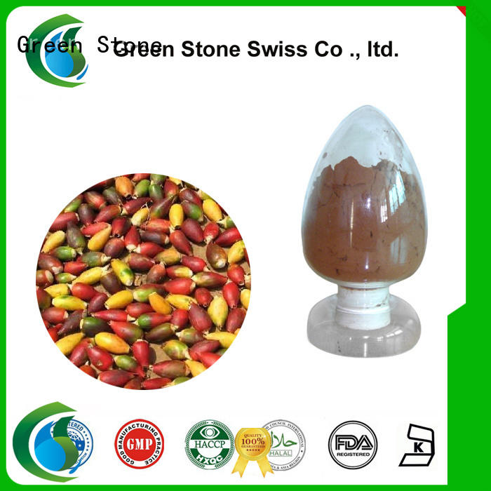 Green Stone lentinan herbal extract powder factory price for health care products