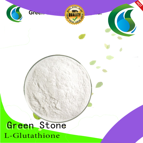 Green Stone anti-oxidation benefit cosmetics ingredients producer for medicinal