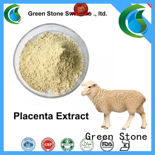 Green Stone health diy cosmetic ingredients from China for hospital