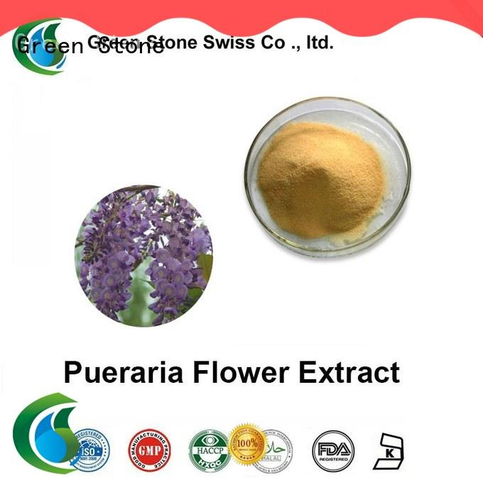 miltiorrhiza extract from plants owner for cosmetics Green Stone