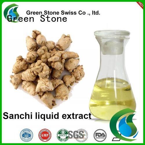 Green Stone goji stevia leaf powder factory price for food