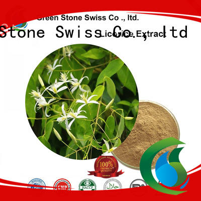 Green Stone good to use plant extract powder owner for health care products