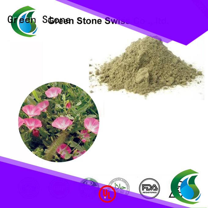 Green Stone first class benefit cosmetics ingredients producer for chemical