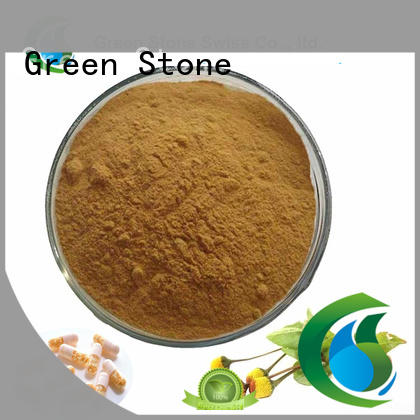Green Stone fructus goji berry powder supplier for food