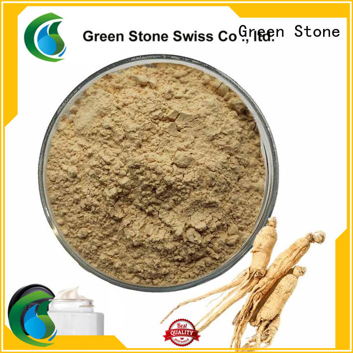 widely used green tea extract powder owner for health care products Green Stone