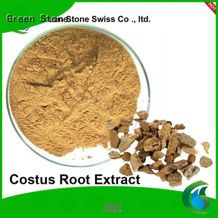 Green Stone care pure natural plant extracts for cosmetics