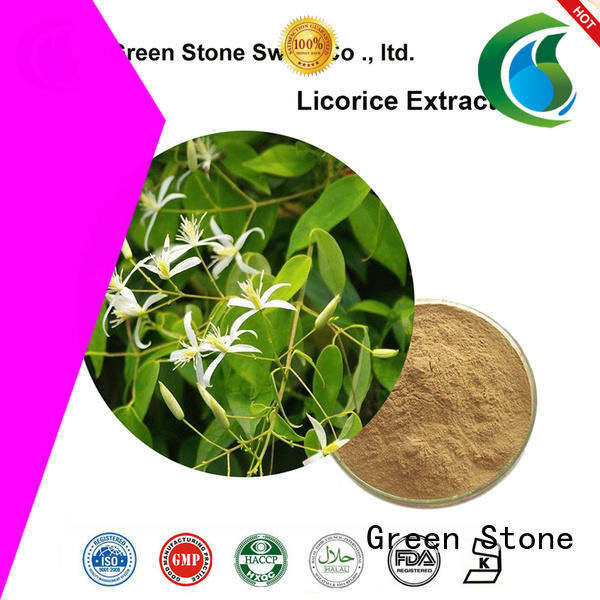 Green Stone green best herbal extracts owner for cosmetics