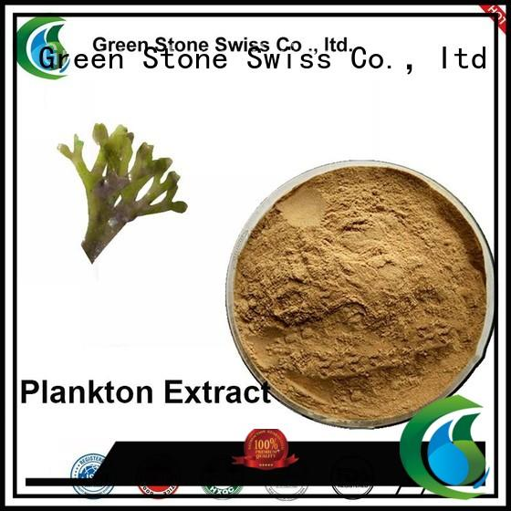 Green Stone professional thm pure stevia extract powder producer for food