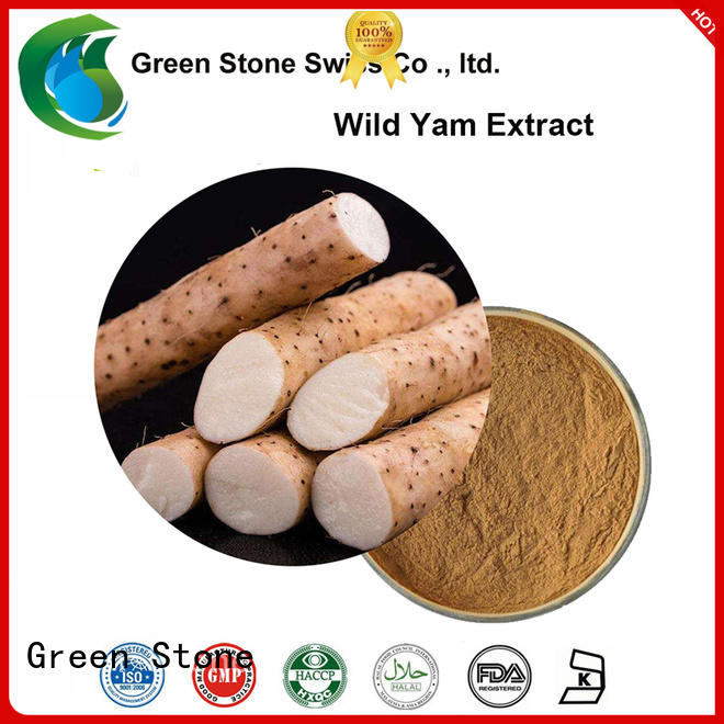Green Stone lucidum natural stevia powder factory price for health care products
