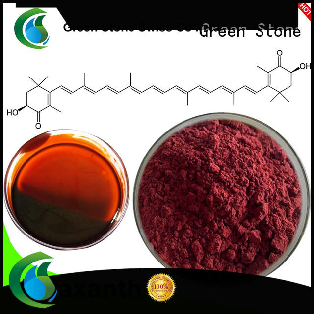 Green Stone high quality benefit cosmetics ingredients personalized for food industries