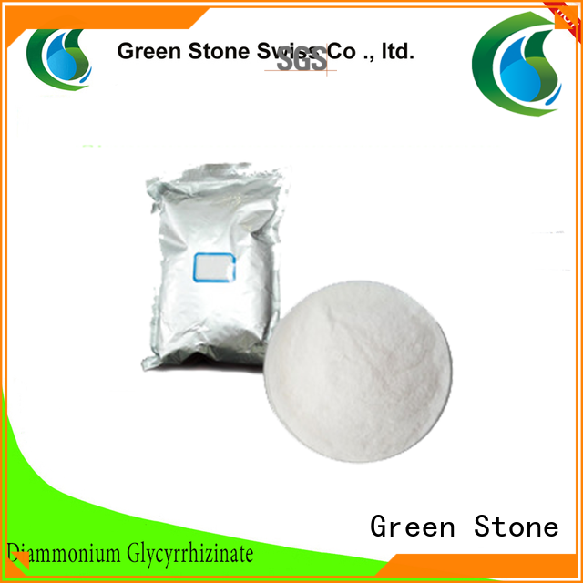 Green Stone hot sale benefit cosmetics ingredients producer for medicines
